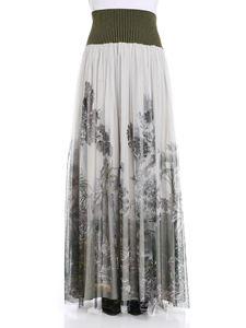 Alberta Ferretti - Tulle skirt