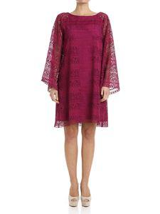 Alberta Ferretti - Silk blend dress