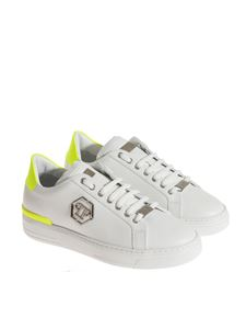 Philipp Plein - Leather sneakers