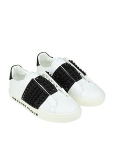 Philipp Plein - Fight sneakers with studs
