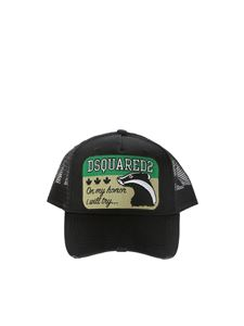 Dsquared2 - Mesh cap
