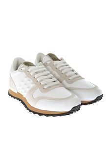 Valentino - Leather sneakers