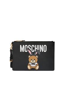 Moschino - Teddy Bear clutch