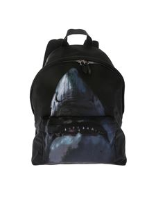 Givenchy - Shark print backpack