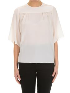 Chloé - Blouse with ruffle