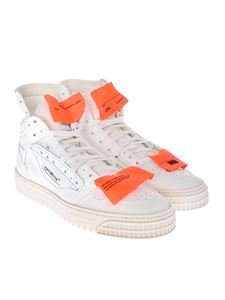 Off-White - Sneakers in pelle
