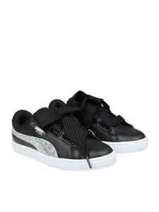 PUMA - Leather sneakers