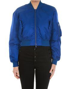 Givenchy - Crop bomber jacket
