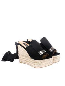 Sergio Rossi - Wedge sandals