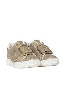 Casadei - Glittery sneakers