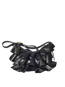 Borbonese - Ruffle bag