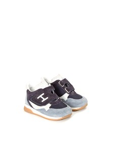 Hogan - sneakers with strap